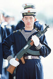 220px-People's Liberation Army Navy sailor with type 56 assault rifle