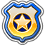 Police Decal-icon