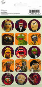 Sandylion 2011 muppet stickers 2