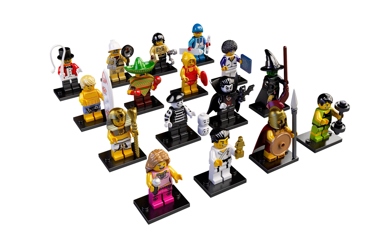 8684 Minifigures Series 2 Brickipedia The Lego Wiki
