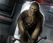 Chewbacca - SWGTCG