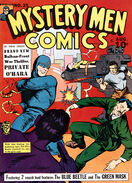 Mystery Men Comics Vol 1 25