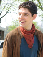 Colin Morgan Behind The Scenes Series 1-2