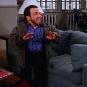 Mickey Abbott - WikiSe...J Peterman Seinfeld