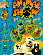 Animal Show UK VHS