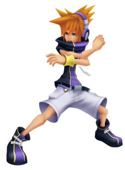 Neku KH3D Render