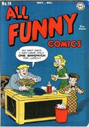 All Funny Comics Vol 1 14