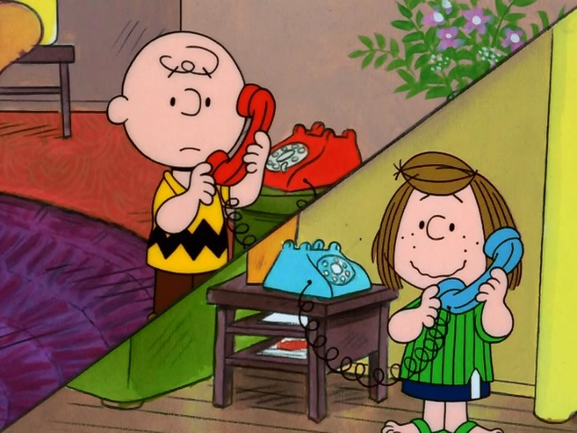 Peppermint Patty and Charlie
