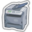 Copy Fax Machine-icon
