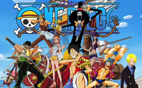 """Novos """"Animes no Brasil"""" em 2012/2013 !! One-Piece1"""