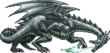 FF4PSP Storm Dragon