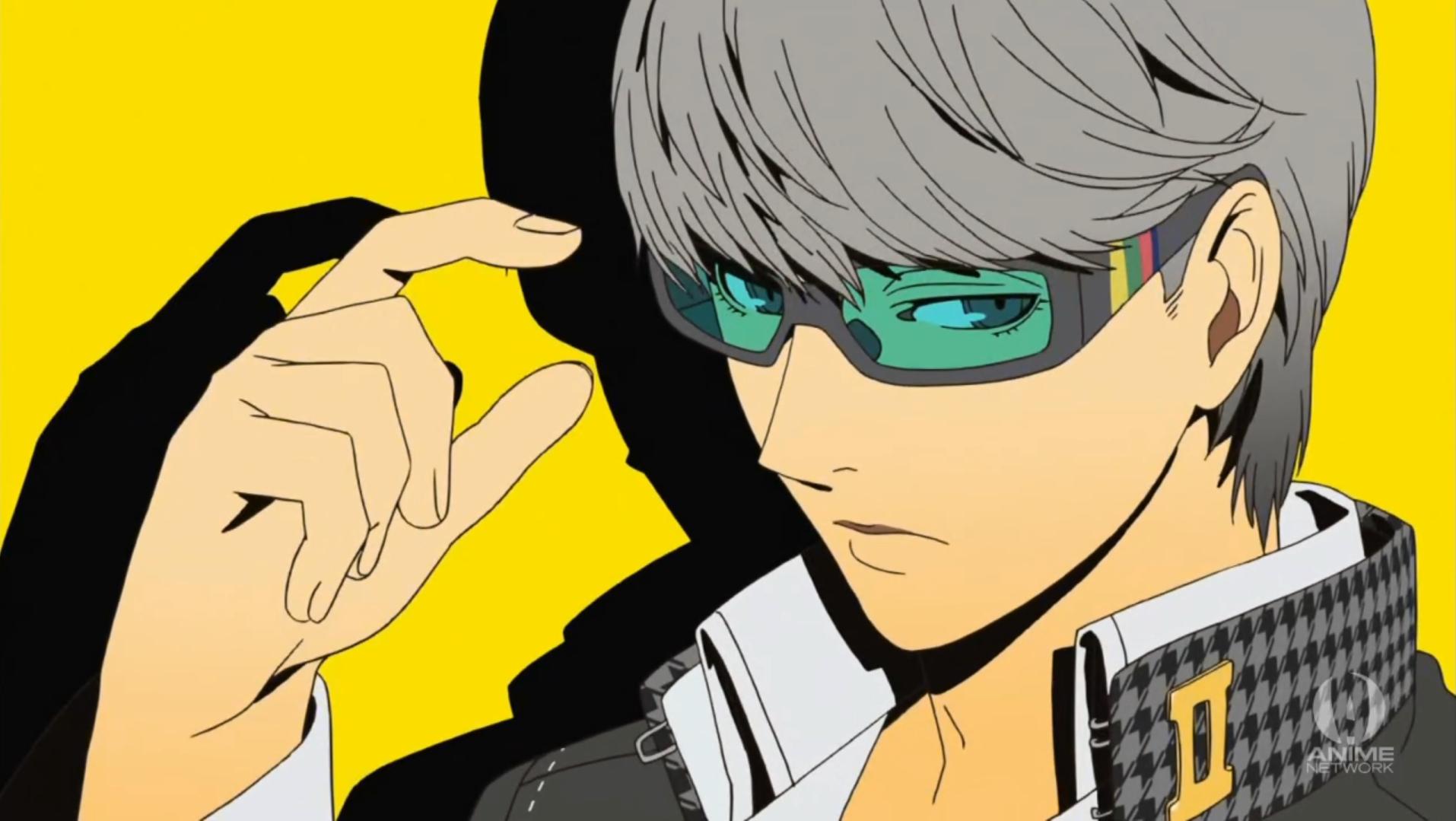 THE OFFICIAL YU NARUKAMI (Persona 4) MOVESET!