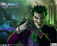 DCUO Joker