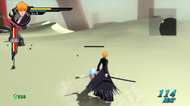 Ichigo defeats Grimmjow episode 3 SR