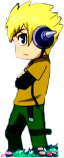 Laxus Chibi