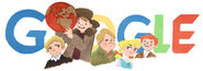 Google Oskar Luts' 125th Birthday
