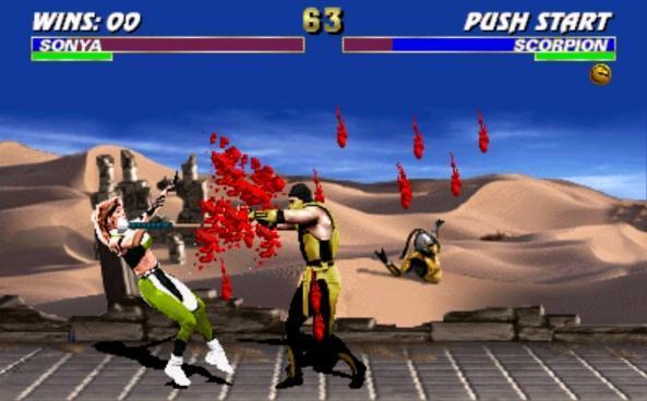 Descargar Coleccion de Mortal kombat para pc 1 link