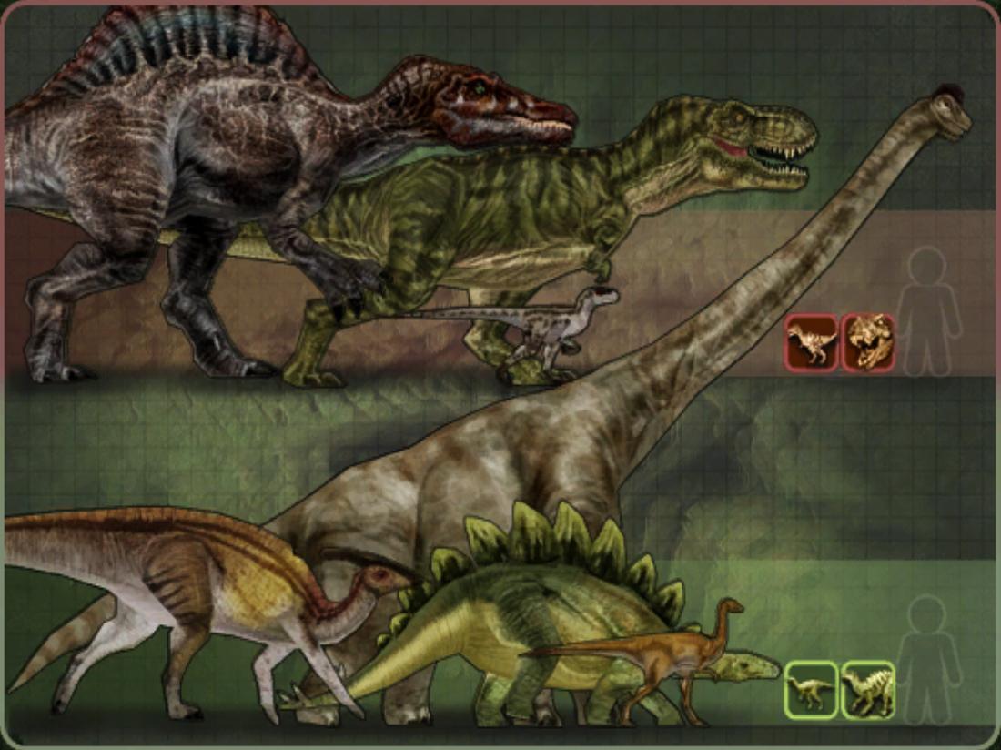 Tyrannosaurus - Jurassic Park: Operation Genesis Wiki