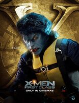 X-men first class beast