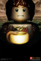 Lego Frodo