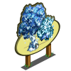 Frosted Fairy Tree Mastery Sign-icon