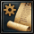 Adventure log options icon