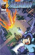 Mega Man Issue -2