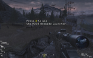 Enemies defending power station Blackout CoD4