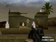 Call Of Duty 4 - Modern Warfare Firing Range