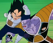 Ginyu vs vegeta