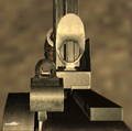 Type 99 LMG Iron Sights WaWFF