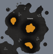 Wilderness North Volcano