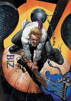Cover for Hellblazer #285