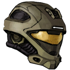 Recon helmet concept