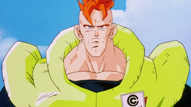 Factpiletopia View Topic Android 16 Vs Recoome