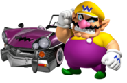 MKPC Wario
