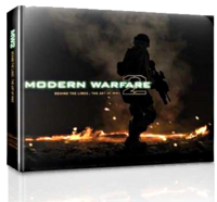 MW2 Artbook Cover