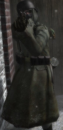 German soldier winter CoD2