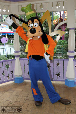 Goofy HKDL
