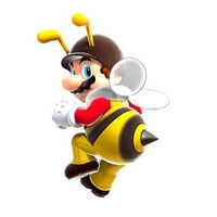 Bee Mario
