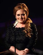 Albert hall adele live