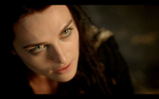 Morgana looking at annis