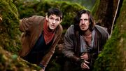 Merlin and Gwaine