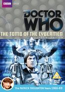 Tomb of the cybermen special edition uk dvd