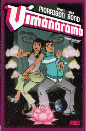 Cover for Vimanarama #1