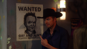 Jeff's wanted poster