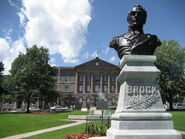General Brock Courthouse Building Brockville Ontario
