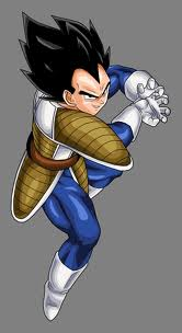 Vegeta Galick Gun