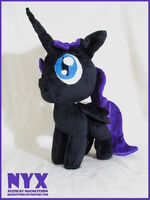 Nyx Plushie by Magnastorm