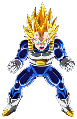 Vegeta Full Power FX